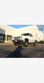 1987 Chevrolet C/K Truck 4x4 Regular Cab 1500 for sale 101421541