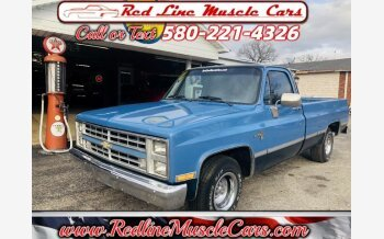1987 Chevrolet C/K Truck for sale 101426082