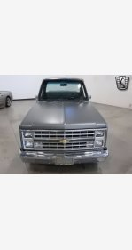 1987 Chevrolet C/K Truck 2WD Regular Cab 1500 for sale 101434639