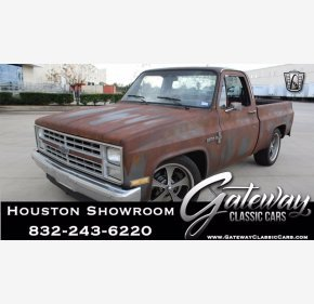 1987 Chevrolet C/K Truck 2WD Regular Cab 1500 for sale 101437730
