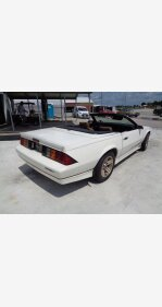 1987 Chevrolet Camaro for sale 101180092