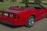 1987 Chevrolet Camaro for sale 100011102