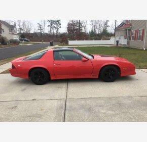 1987 Chevrolet Camaro for sale 100942319
