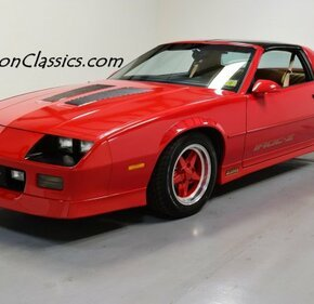 1987 Chevrolet Camaro Coupe for sale 101043067