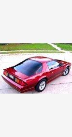 1987 Chevrolet Camaro for sale 101059085