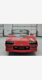 1987 Chevrolet Camaro Coupe for sale 101126151