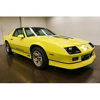 1987 Chevrolet Camaro Coupe for sale 101159555