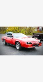 1987 Chevrolet Camaro Convertible for sale 101231773