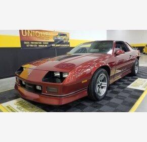 1987 Chevrolet Camaro for sale 101339047