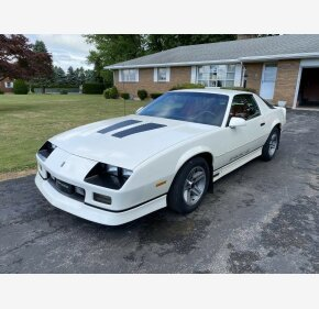 1987 Chevrolet Camaro Coupe for sale 101344742