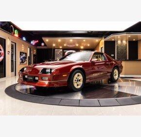1987 Chevrolet Camaro for sale 101456108