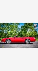 1987 Chevrolet Camaro Convertible for sale 101462218