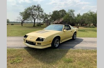1987 Chevrolet Camaro for sale 101579092