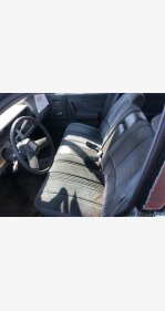 1987 Chevrolet Celebrity Sedan for sale 101121630