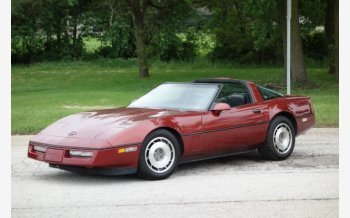 1987 Chevrolet Corvette Coupe for sale 100991771