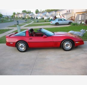1987 Chevrolet Corvette Coupe for sale 100784025