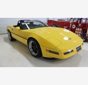 1987 Chevrolet Corvette Convertible for sale 100911097