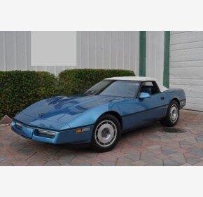 1987 Chevrolet Corvette for sale 100970646