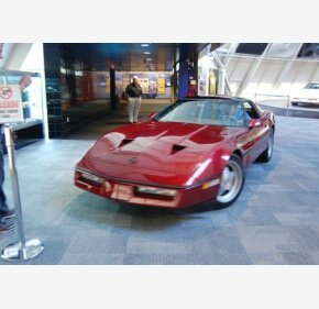 1987 Chevrolet Corvette for sale 101011873