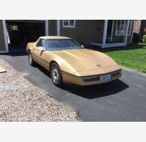 1987 Chevrolet Corvette for sale 101024086
