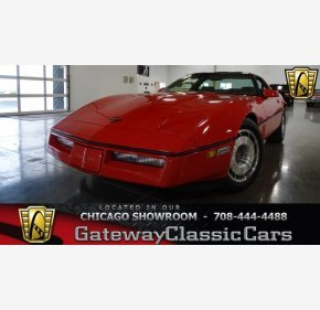 1987 Chevrolet Corvette Coupe for sale 101061197