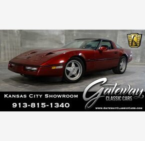 1987 Chevrolet Corvette Coupe for sale 101100278