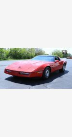 1987 Chevrolet Corvette Coupe for sale 101144693