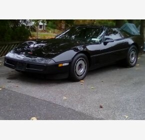 1987 Chevrolet Corvette Coupe for sale 101146933