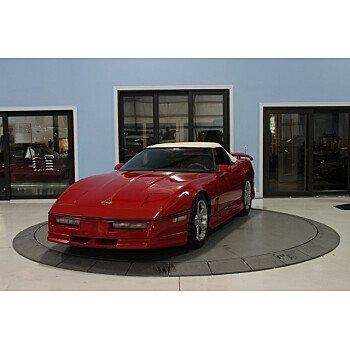 1987 Chevrolet Corvette Convertible for sale 101160338