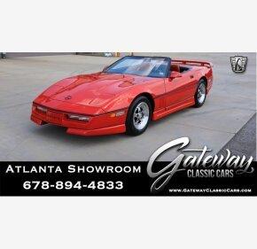 1987 Chevrolet Corvette Convertible for sale 101163905