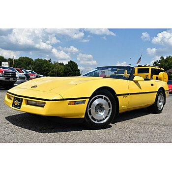 1987 Chevrolet Corvette Convertible for sale 101194123