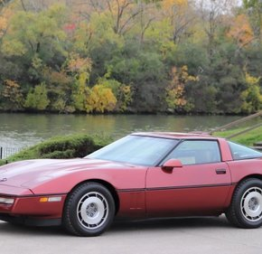1987 Chevrolet Corvette Coupe for sale 101228073