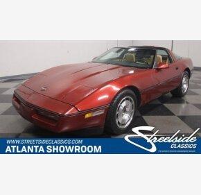 1987 Chevrolet Corvette Coupe for sale 101247893