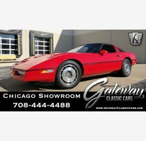 1987 Chevrolet Corvette Coupe for sale 101288876