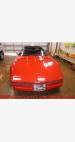 1987 Chevrolet Corvette Convertible for sale 101326349