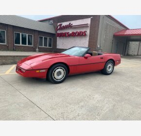 1987 Chevrolet Corvette for sale 101330117
