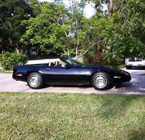 1987 Chevrolet Corvette Convertible for sale 101355712