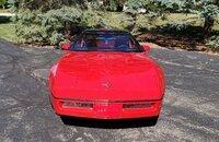 1987 Chevrolet Corvette Coupe for sale 101373059