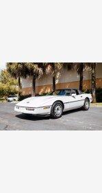 1987 Chevrolet Corvette for sale 101377005