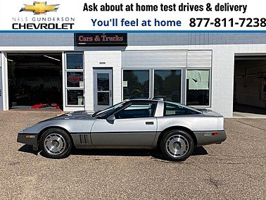 1987 Chevrolet Corvette Coupe for sale 101380233