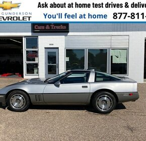 1987 Chevrolet Corvette Coupe for sale 101380233