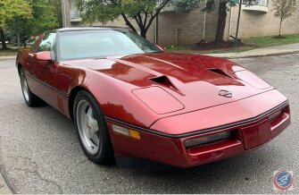 1987 Chevrolet Corvette Coupe for sale 101380619
