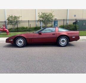 1987 Chevrolet Corvette Coupe for sale 101381971