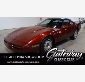 1987 Chevrolet Corvette Coupe for sale 101410336