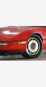 1987 Chevrolet Corvette Coupe for sale 101415015