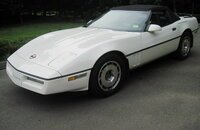 1987 Chevrolet Corvette Convertible for sale 101440656