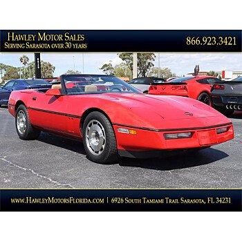 1987 Chevrolet Corvette for sale 101460707
