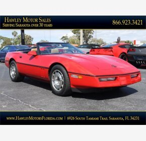 1987 Chevrolet Corvette for sale 101460707