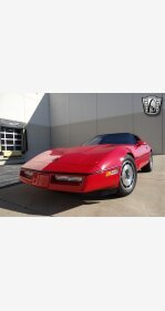 1987 Chevrolet Corvette Coupe for sale 101462183