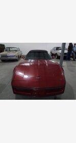 1987 Chevrolet Corvette for sale 101471908